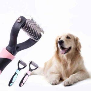 herramientra contra nudos de pelos en perros